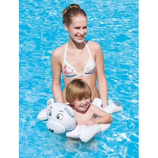 Kinder beer zwemband 64 x 56 cm