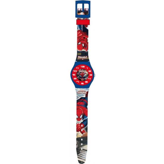 Kinder horloge van Spiderman