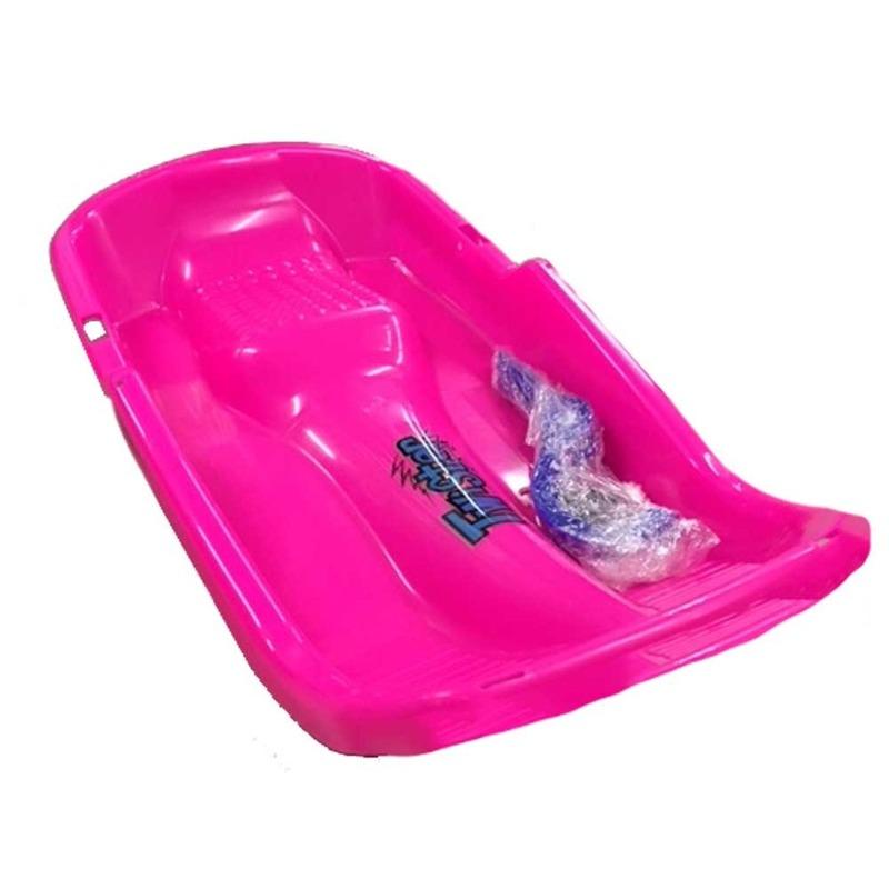 Kinder plastic slee Bob model roze