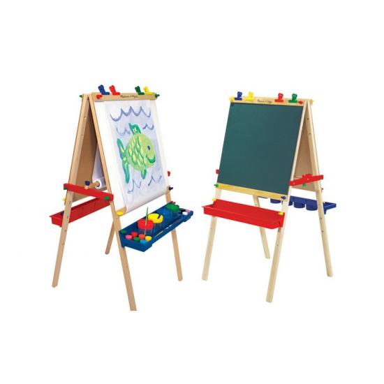 Kinder schilder ezel dubbelzijdig