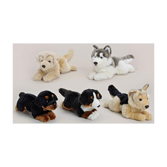 Kinder speelgoed Berner Sennen pup 26 cm