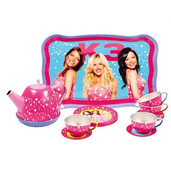 Kinder speelgoed servies van K3
