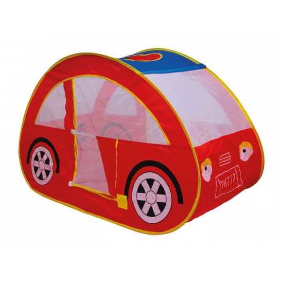 Kinder speeltent rode auto