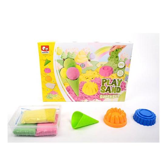 Kinder speelzand multi kleur