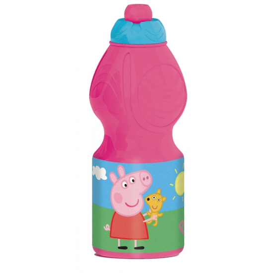 Kinder sportfles Peppa Big 400 ml