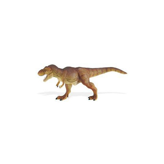 Kinder Tyrannosaurus Rex van plastic 22 cm
