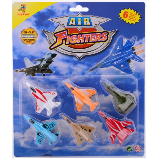Kinder vliegtuigen Air Fighters