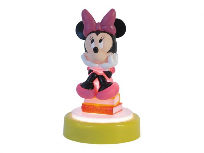 Kinderkamer Minnie Mouse lamp