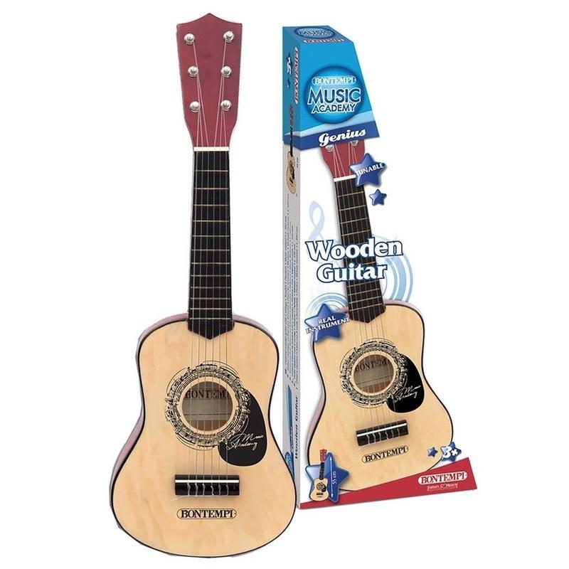Kinderspeelgoed gitaar 55 cm