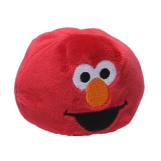 Kinderspeelgoed pluche Sesamstraat bal Elmo