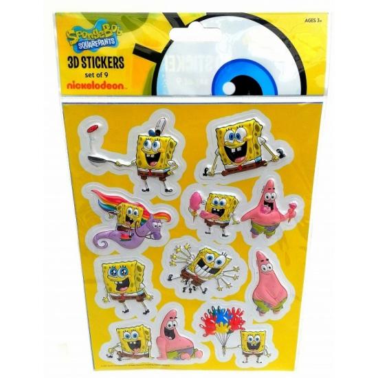 Kinderstickers Spongebob
