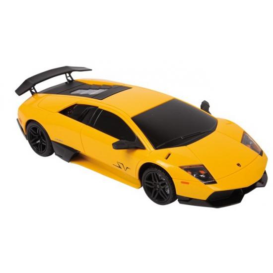 Lamborghini geel met afstandsbediening
