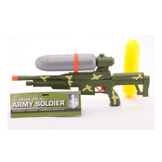 Leger waterpistool 60 cm