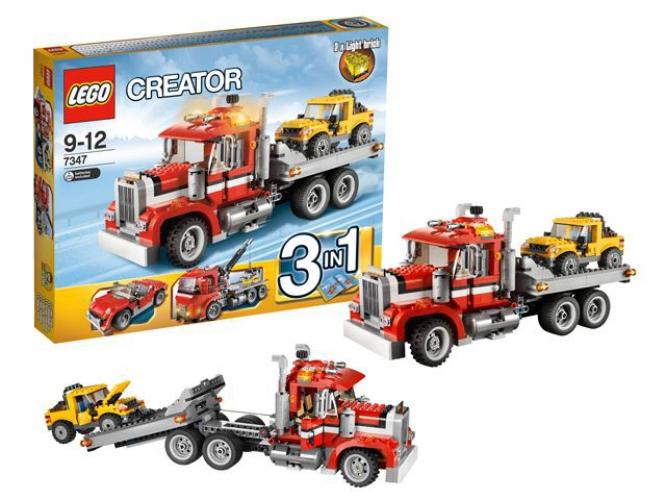 Lego Creator 3 in 1 7347