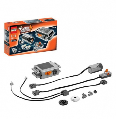 Lego Technic Power set 8293