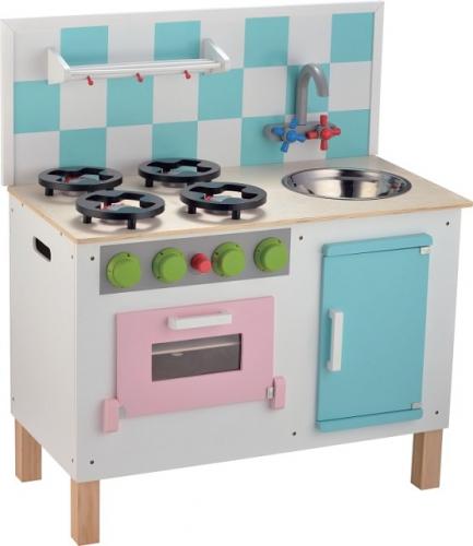 Luxe keuken voor kinderen