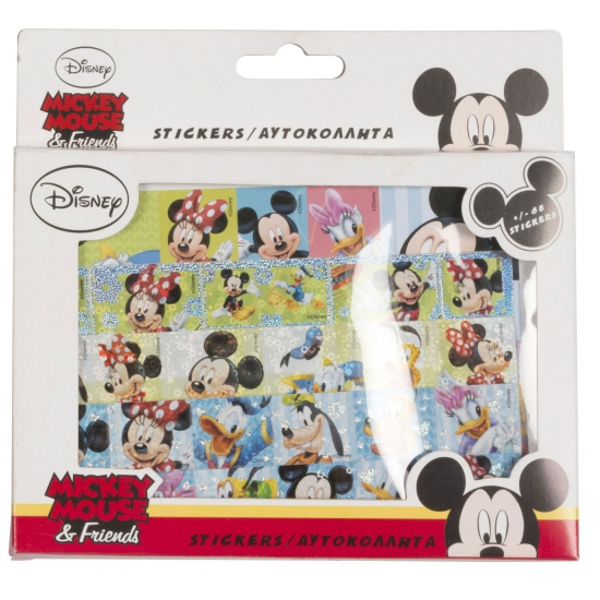 Mickey Mouse kinder stickers