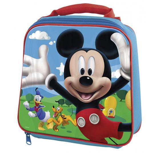 Mickey Mouse thermo schooltasje