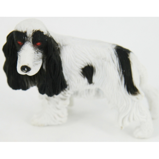 Mini Cocker Spaniel plastic