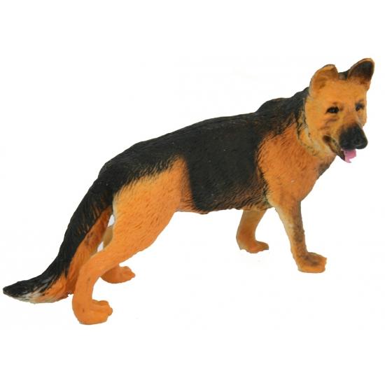 Mini Duitse Herder plastic