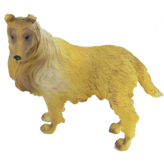 Mini Schotse Collie plastic