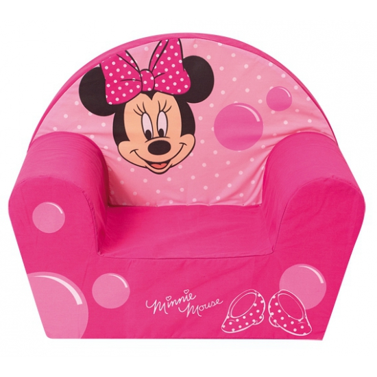 Minnie Mouse kinder fauteuil