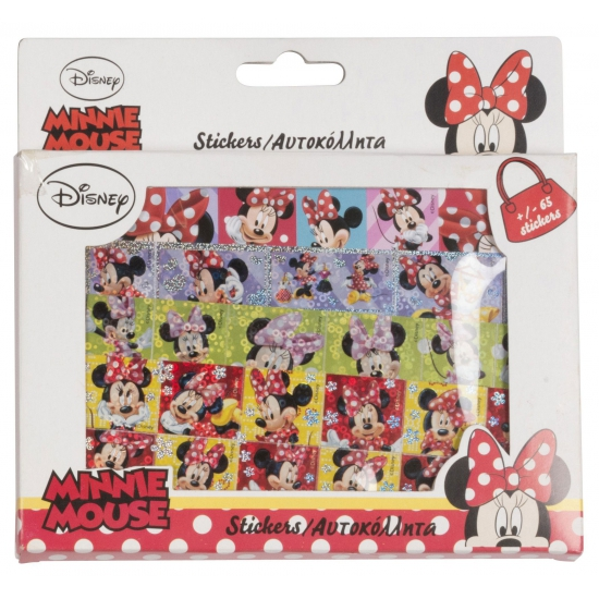 Minnie Mouse kinder stickers