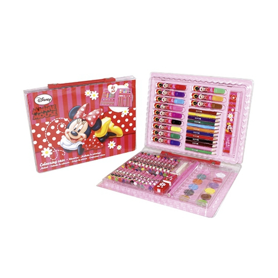 Minnie Mouse kleurset 67 dlg