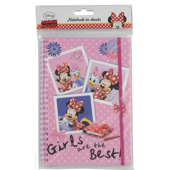 Minnie Mouse notitieboek A5