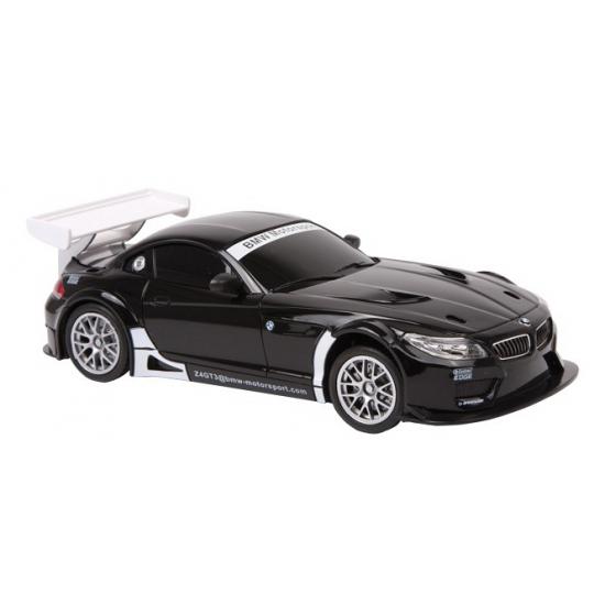 Model auto BMW Z4 GT3 zwart