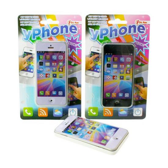 Nep iPhone met licht en geluid