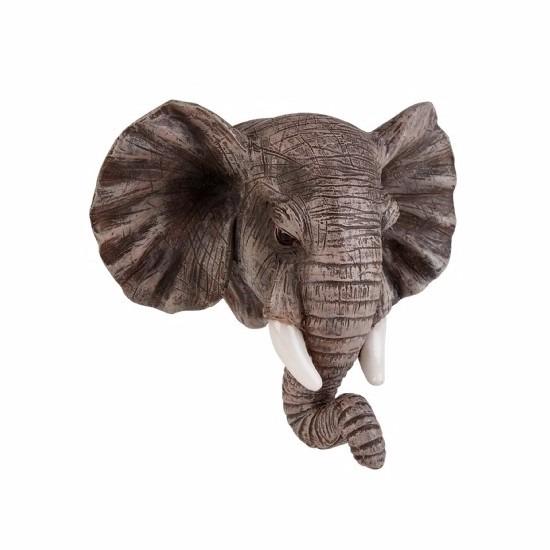 Olifanten magneet 3D van 8cm