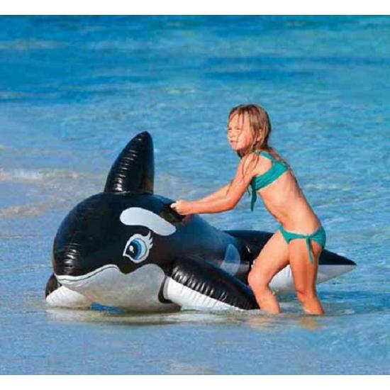 Opblaas orka voor kinderen