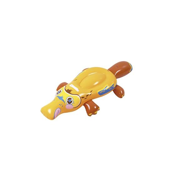 Opblaasbaar speel vogelbekdier 180 cm
