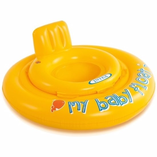 Opblaasbare baby float