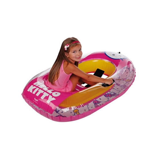 Pedaal boot Hello Kitty 120 cm