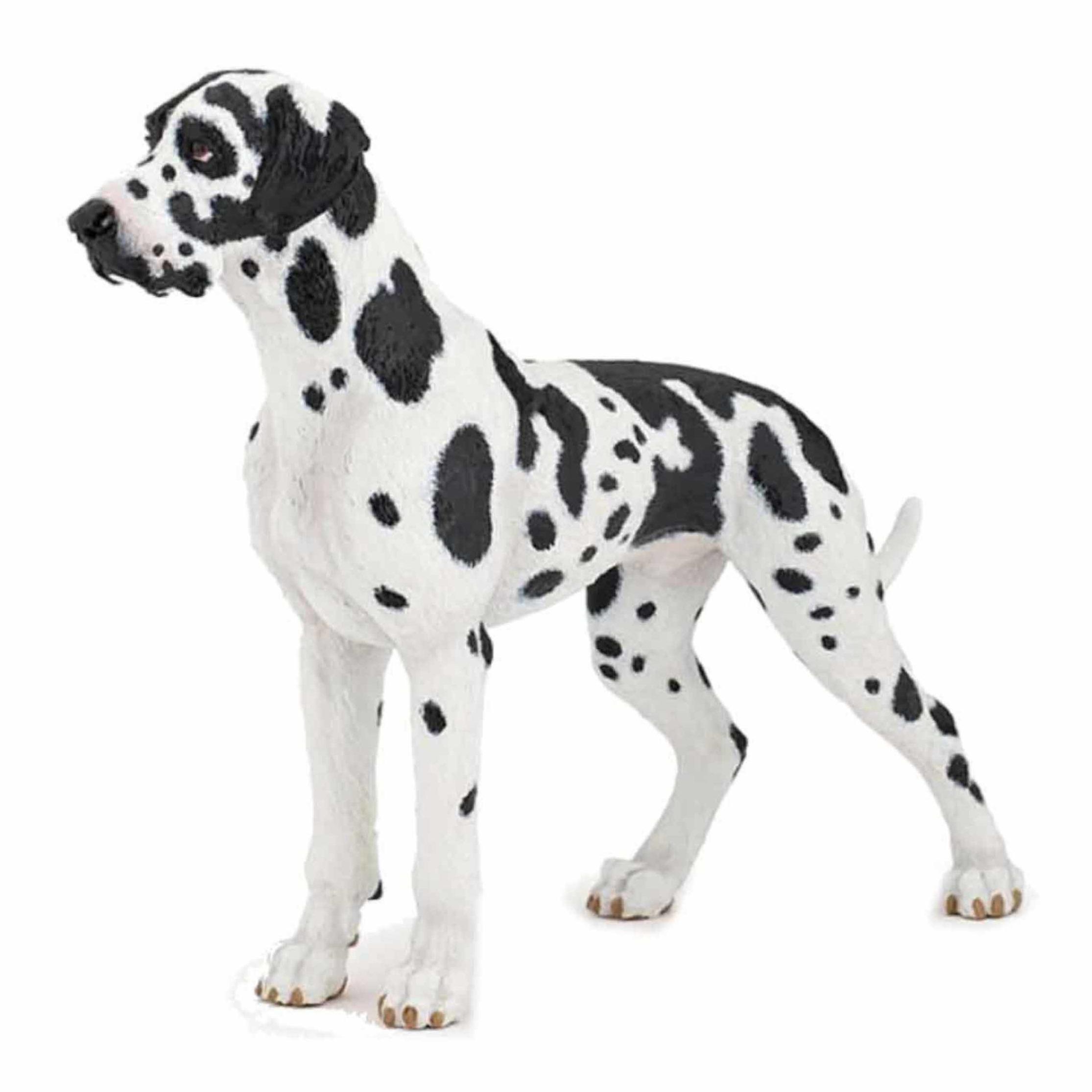 Plastic Deense Dog 12 cm