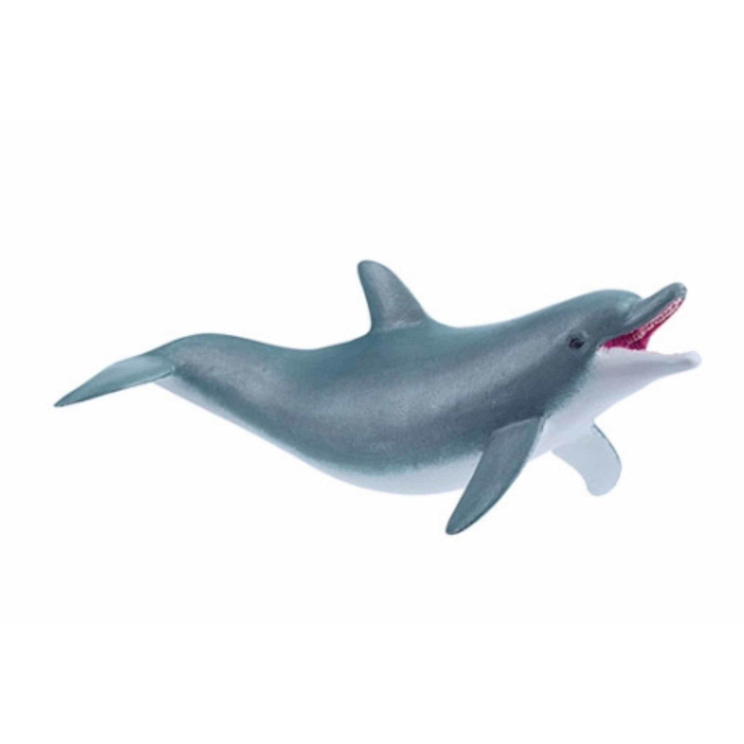 Plastic dolfijn 11 cm