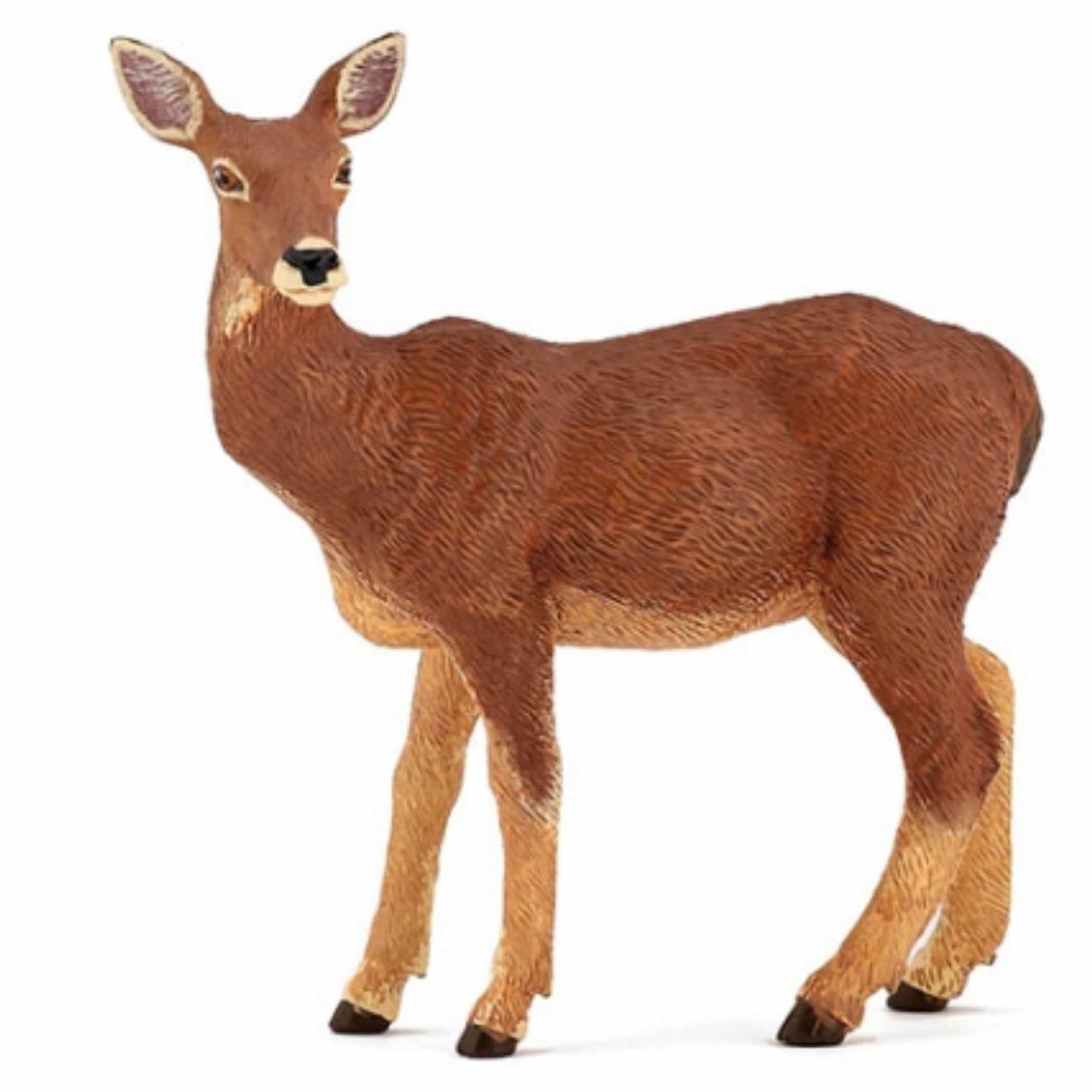 Plastic hert hinde 9, 5 cm