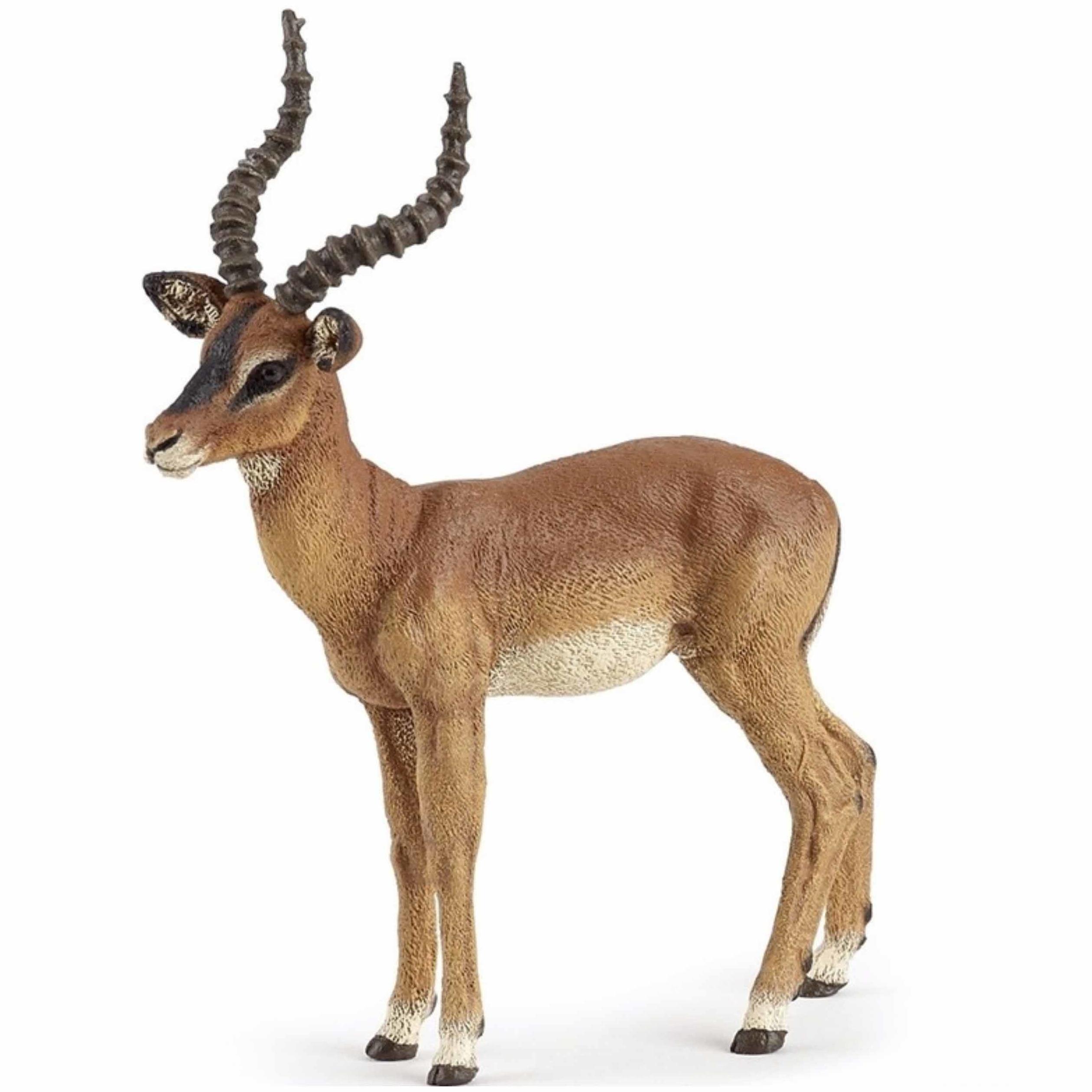 Plastic impala 11 cm