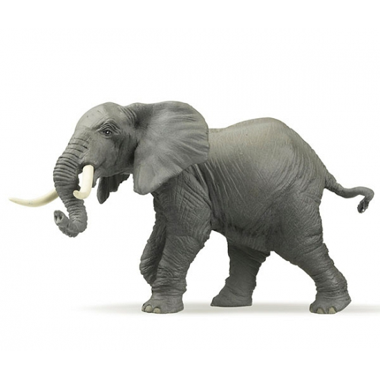 Plastic olifant 16 cm