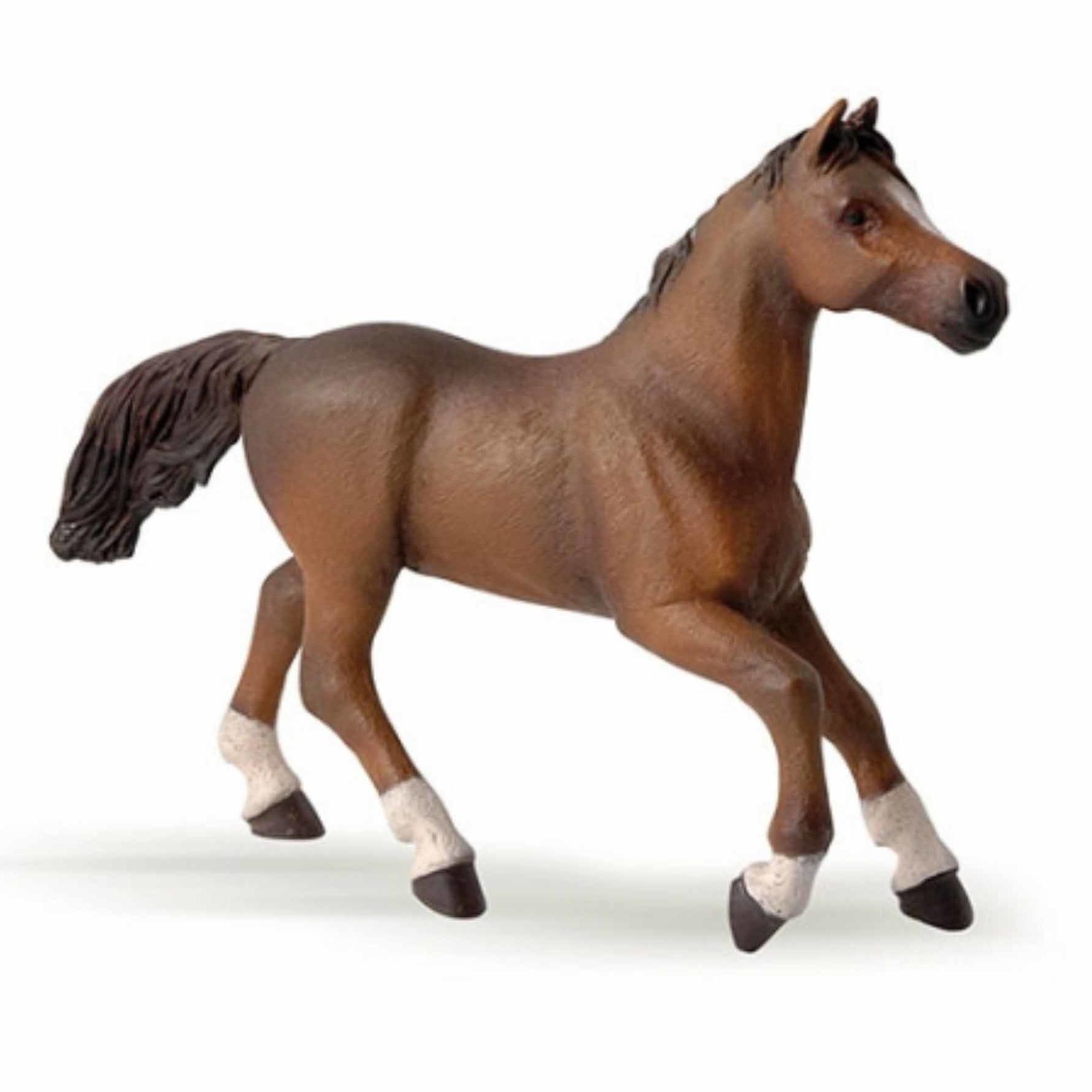 Plastic Papo Arabieren paardje 15,5 cm