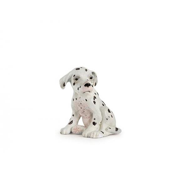 Plastic Papo dier dalmatier puppie