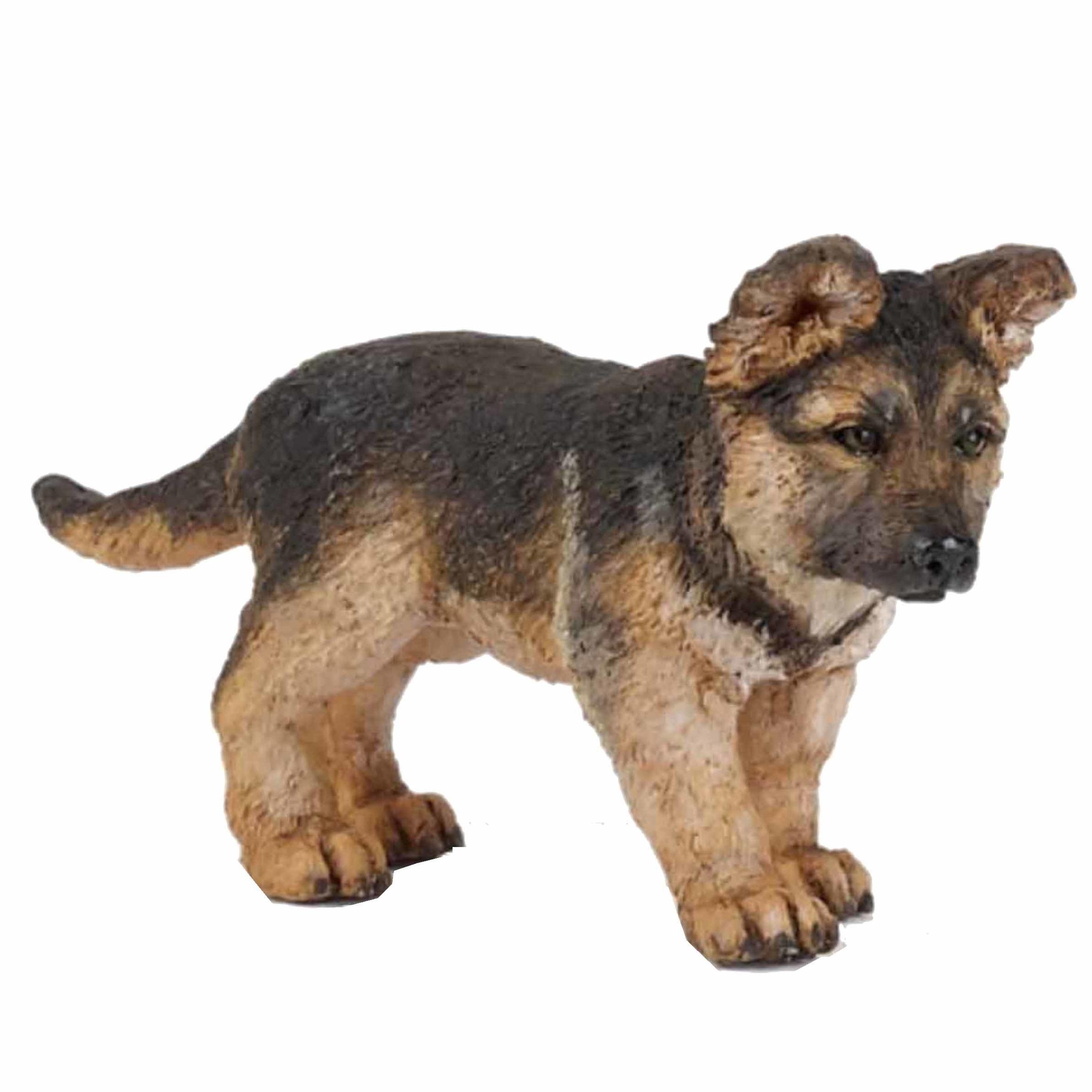 Plastic Papo dier Duitse Herder