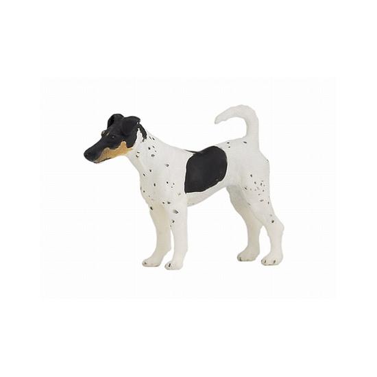 Plastic Papo dier Fox Terrier