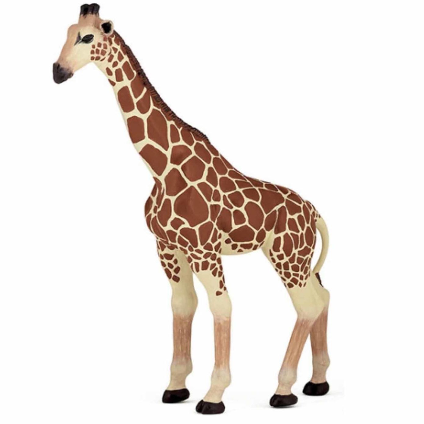 Plastic Papo dier giraffe