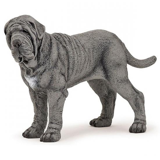 Plastic Papo dier Mastiff hond