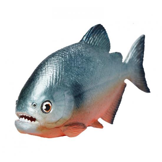 Plastic Piranha 11 cm