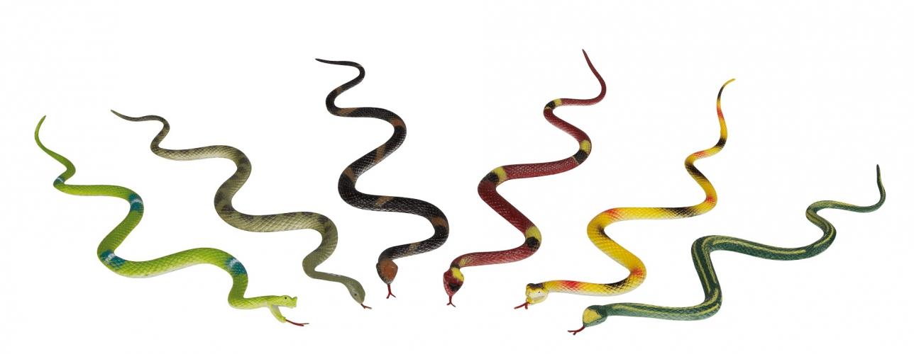 Plastic slang 35 cm