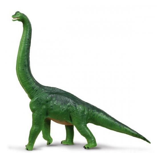 Plastic speel Brachiosaurus 23 cm